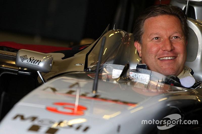 Zak Brown ist neuer McLaren-Geschäftsführer