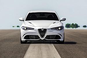 Automotive Nieuws Fiat Chrysler wil onderstel Alfa Romeo Giulia ook voor andere merken gebruiken