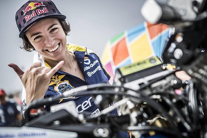 Rallye Dakar 2017: Doping-Skandal um russische Motorradfahrerin