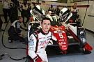 WEC Дерані налаштований на подальшу роботу в LMP1 після тестів з Toyota