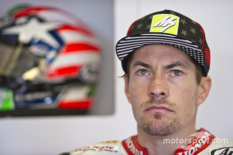 Nicky Hayden: Knieoperation statt Jerez-Test