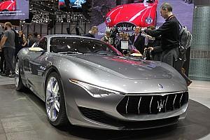 Automotive Nieuws Maserati belooft elektrische versie van Alfieri