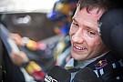 WRC Ogier bu sefer Ford Fiesta RS ile test yaptı