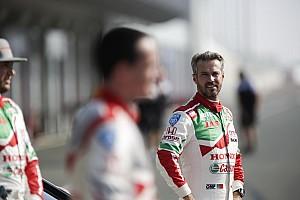 WTCC BRÉKING WTCC: Michelisz meglehetősen csalódott, Monteiro hallgat