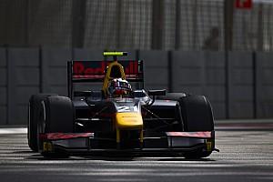 GP2 Relato da corrida Gasly é campeão da GP2 em vitória de Lynn em Abu Dhabi