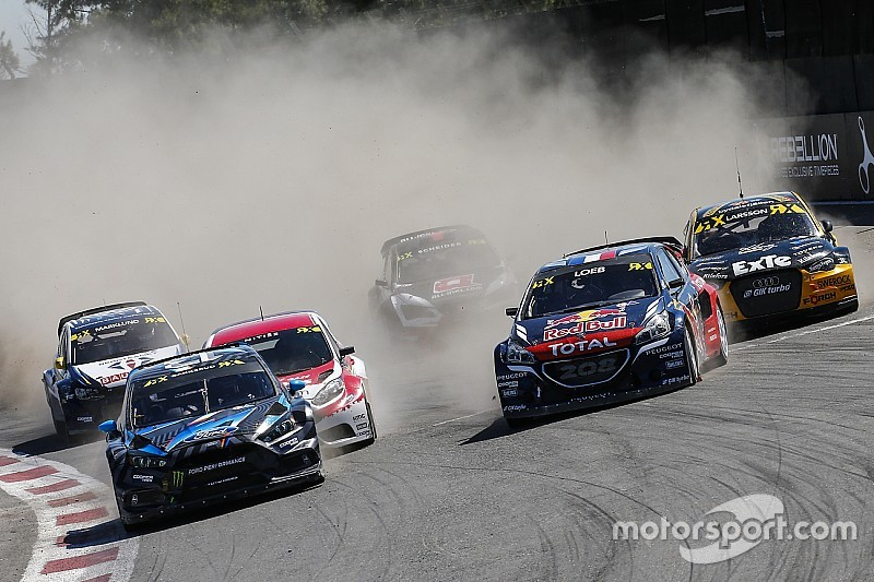 Rallycross-WM: Andreas Bakkerud gewinnt Finale, Ekström-Team den Titel