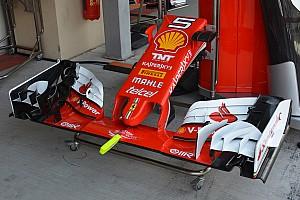 Teknik Güncelleme, Ferrari testlere devam ediyor