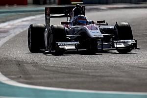 GP2 Testverslag Rookie Albon snelste op tweede dag GP2-test