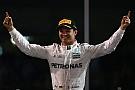 Росберг залишає Формулу 1