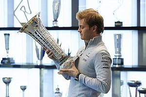 Formula 1 Son dakika Rosberg: Şampiyon olmasam bırakmazdım