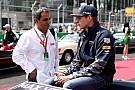 Montoya magát látja Verstappenben!
