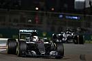 F1 Mercedes ahora ve