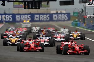 Formule 1 Actualités Todt -