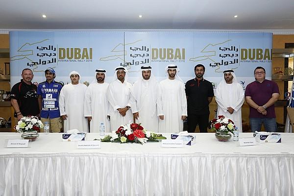 راليات شرق أوسطية أخرى أخبار عاجلة مُشاركة أكثر من 70 متسابق في رالي دبي الصحراوي