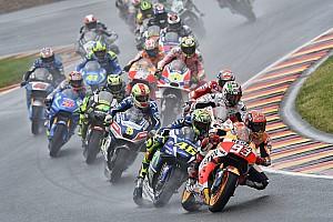 MotoGP Новость Немецкий этап MotoGP перенесли из-за Формулы 1