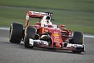 Formule 1 Ferrari doit combler la