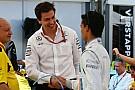 Formule 1 Wolff prêt à prendre une