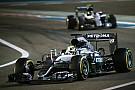 Mercedes regrette ses consignes d'équipe à Abu Dhabi