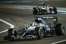 Mercedes se arrepende de ordens de equipe em Abu Dhabi
