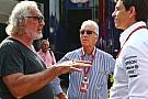 Formula 1 Briatore:
