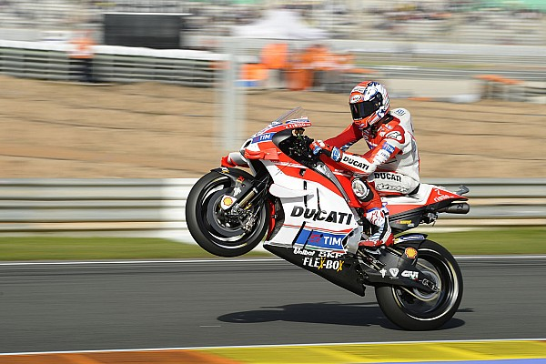 MotoGP News Dovizioso: