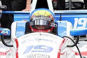 IndyCar Новость Стал известен напарник Монтойи в Гонке чемпионов