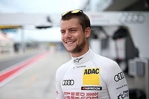 """DTM Важливі новини Тамбе: Було краще завершити """"неприязну"""" співпрацю з Audi"""