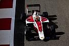 GP3 La GP3 hace sus primeras pruebas con el DRS