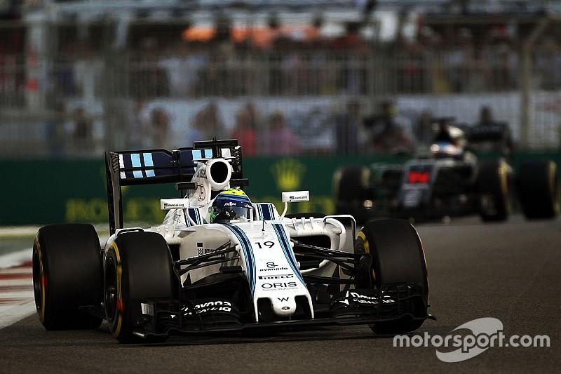 Massa accepte de piloter pour Williams en 2017