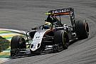【F1】フォースインディア、ジョニーウォーカーとスポンサー契約を締結