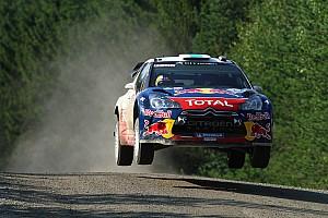 WRC Interview Citroën laat deur op een kier voor terugkeer Ogier