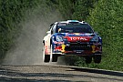 WRC Citroën laat deur op een kier voor terugkeer Ogier