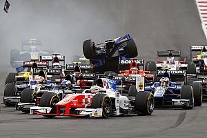 GP2 Diaporama Photos - Le film de la saison 2016 de GP2