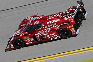 IMSA Noticias de última hora Mazda une a Hinchcliffe y Pigot para las 24 de Daytona