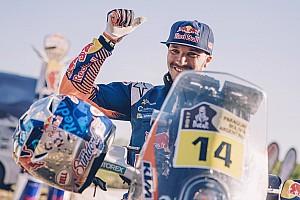 Dakar Artículo especial Sunderland, el ganador que solo terminó un Dakar