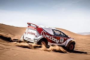 Dakar BRÉKING ACCIONA 100% EcoPowered: az első elektromos autó, ami célba ért a Dakaron