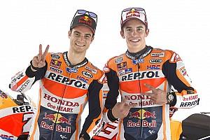 MotoGP Важливі новини Презентація Repsol Honda запланована на лютий