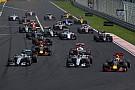 Formel 1 Das Fahrerkarussell der Formel-1-Saison 2017