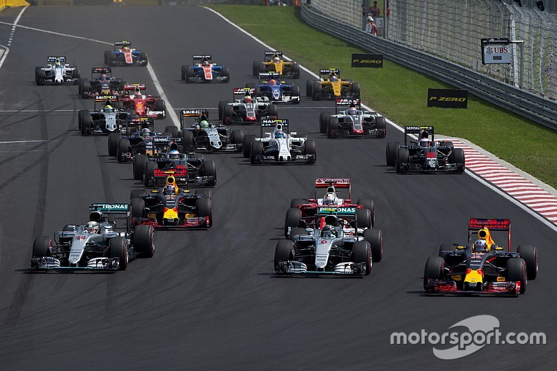 Das Fahrerkarussell der Formel-1-Saison 2017