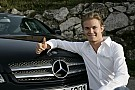 Nuovo ruolo per Nico Rosberg: diventa ambasciatore della Mercedes