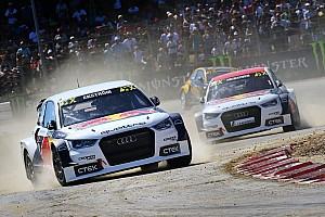 World Rallycross 突发新闻 奥迪将以厂队身份参加WRX