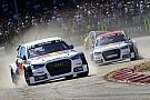 World Rallycross 奥迪将以厂队身份参加WRX