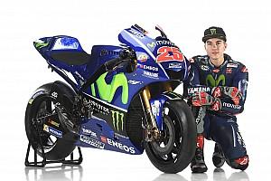 MotoGP News Bildergalerie: Erste Fotos von der neuen MotoGP-Yamaha für 2017