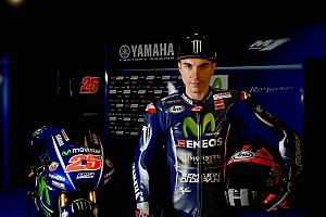 """MotoGP Entrevista Viñales: """"Cuando llegas a Yamaha sabes que es para ser campeón"""""""