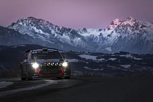 WRC Новость Пэддон попал в аварию на Ралли Монте-Карло