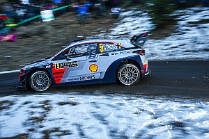 WRC Leg звіт Ралі Монте-Карло: гонка на вибування