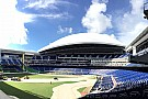 General VIDEO: Así se transformó el Marlins Park en una pista