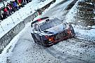 WRC WRC in Monte Carlo: Neuville hält Ogier auf Abstand