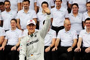 Visszavonult, de mégsem, 4. rész: Michael Schumacher