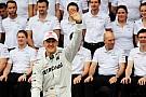 Forma-1 Visszavonult, de mégsem, 4. rész: Michael Schumacher